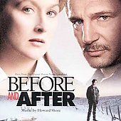 Howard Shore (Composer): Before and After [Music from the Original Motion Picture Soundtrack]