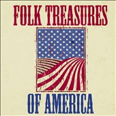 Folk Treasures of America / Bands and Choruses of the US Military