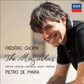 Frédéric Chopin: The Mazurkas