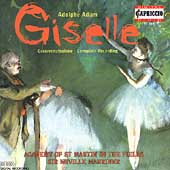 Adam: Giselle / Marriner, Academy of St Martin in the Fields