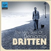 The Very Best of Benjamin Britten [3 CDs]