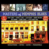 Various Artists: Masters of Memphis Blues [Box]