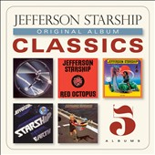 Jefferson Starship: Original Album Classics [Box]