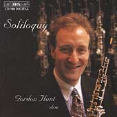 Soliloquy - British Music for Solo Oboe / Gordon Hunt