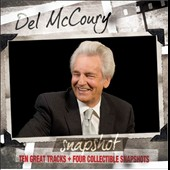 Del McCoury: Snapshot: Del at 75 [Digipak] *