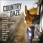 Various Artists: Country Daze: 15 Original Hits [7/22]