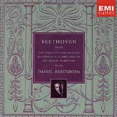 Beethoven: Complete Piano Sonatas / Daniel Barenboim