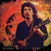 Santana: 1968 San Francisco [Digipak]