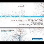 Nicolaus A. Huber (b.1939): Zum Beispiel - wogende Äste: chamber works and music for voice & ensemble / Ensemble Reflexion K, Eckert