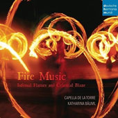 Fire Music: Infernal Flames and Celestial Blaze