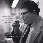 Feldman Edition Vol 2 - First Recordings / Turfan Ensemble