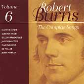 Robert Burns: Complete Songs Vol 6 / Cowie, Hulett, et al