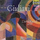 Music of Giuliani / David Russell