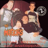 The Meteors (England): Undead Unfriendly and Unstoppable