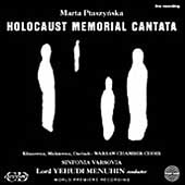 Ptaszynska: Holocaust Memorial Cantata / Menuhin, et al