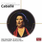 Eloquence - An Evening with Montserrat Caballé