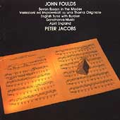 Foulds: 7 Essays in the Modes, April England, etc / Jacobs