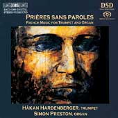 Prières sans Paroles / Håkan Hardenberger, Simon Preston