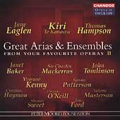 Opera in English - Great Arias from Favorite Operas Vol 2