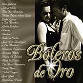 Various Artists: Boleros de Oro 2002