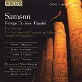 Handel: Samson / Christophers, Randle, The Sixteen, et al