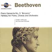 Beethoven: Piano Concerto no 5, Fantasy / Ashkenazy, et al