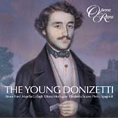 The Young Donizetti / Ford, Kenny, Montague, Parry, et al