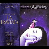 Grand Tier - Verdi: La traviata / Verchi, Scotto, et al