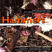 Music for Hammers and Sticks / McCollough