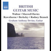 British Guitar Music - Walton, et al / Devine