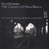 The Country of Here Below - Bolleter: Music for Accordions