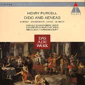 Purcell: Dido and Aeneas / Harnoncourt, Murray, Scharinger