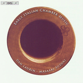 Early Italian Chamber Music / Laurin, Suzuki