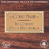 Count Basie: The Complete Decca Recordings [Box]
