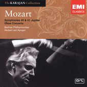The Karajan Collection - Mozart: Symphonies 40 & 41, etc