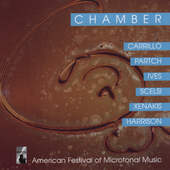 Chamber / American Festival of Microtonal Music