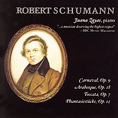 Schumann: Carnaval, Arabesque, etc / Juana Zayas