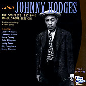 Johnny Hodges: Johnny Hodges, Vol. 2: 1939-1940