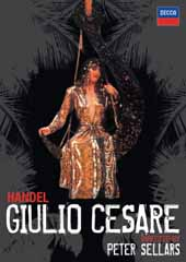 Handel: Giulio Cesare / Westbrook, Geha, Larson, Hunt, Smith [DVD]