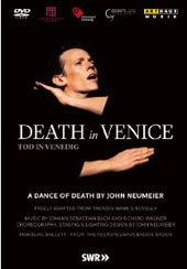Death in Venice: A Dance of Death by John Neumeier / Hamburg Ballet [DVD]