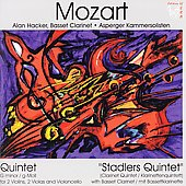 Mozart - Music with Bass Clarinet / Alan Hacker, et al