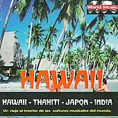 Various Artists: Hawaii, Tahiti, Japon, India