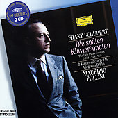Schubert: Late Piano Sonatas, 3 Pieces For Piano, Allegretto (Originals)
