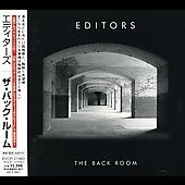 Editors: Back Room (+2 Bonus Tracks)