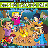 Flying Colors: Jesus Loves Me