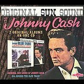 Johnny Cash: All Aboard the Blue Train/Original Sun Sound of Johnny Cash/Sings Hank Williams