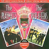 The Playmates: The Playmates Meet the Rock-A-Teens *