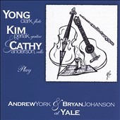 Yong Clark, Kim Perlak & Cathy Anderson Play Andrew York & Bryan Johanson at Yale