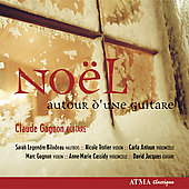 No&#235;l: Autour d'une Guitare