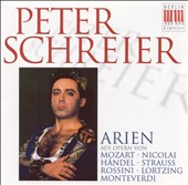 Peter Schreier: Arien aus Opern